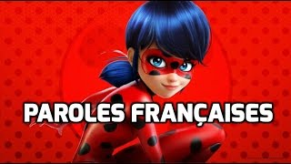 Miraculous Ladybug - Paroles (French Lyrics)