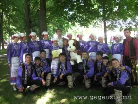 Şen Oyner Gagauzlar | Gagauz Folk Song | Гагаузи