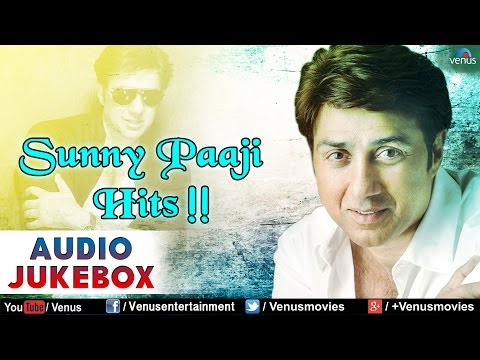 Sunny Paaji Hits : Superhit Bollywood Songs || Audio Jukebox