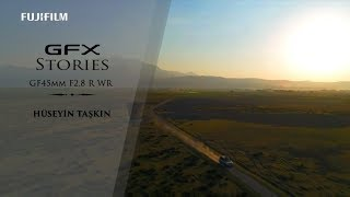 GFX stories with Hüseyin Taskin (Turkey) GF45mmF2.8 R WR / FUJIFILM