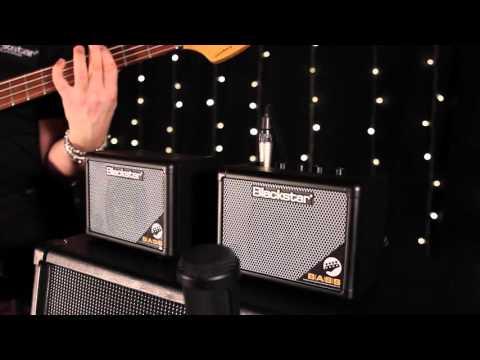 Blackstar Fly 3 Bass demo - ...Onthefly