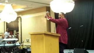 NDCPYPU 2011 Retreat - Bishop Lambert W. Gates Sr. (Pt. 3)