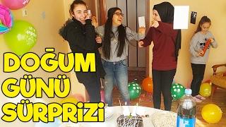 Doğum Günü Sürprizi, Arkadaşıma sürpriz doğum günü yaptık | Eğlenceli Video