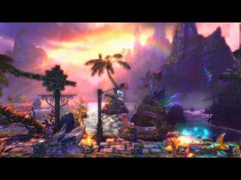 Trine 2 Recap plus Linux launch trailer (April 2012)