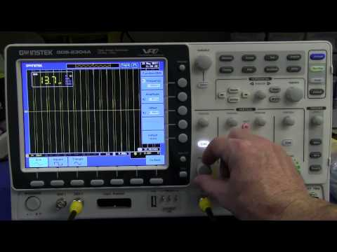 EEVblog #474 - GW Instek GDS-2000A Series Oscilloscope Unboxing & First Impression