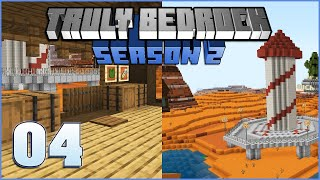 Setting up Shop | Truly Bedrock Season 2 Episode 4 | Minecraft Bedrock Edition