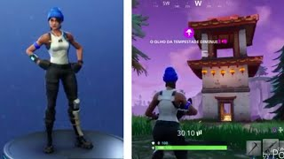 How to get a free costume on PS4 and fortnite gameplay