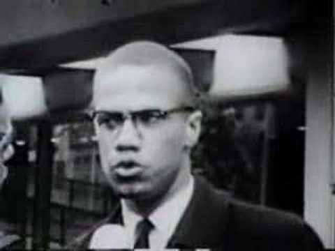 Malcolm X- On Progress