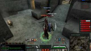 Age of Conan - Barbarian PvP - Patch 1.05.2 - DX10 - Bugbig on Wicanna