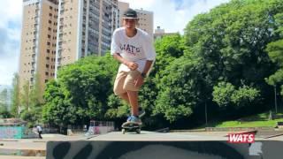 Mais um trampo de peso vem aí, o vídeo do nosso skater Joao Lucas A...