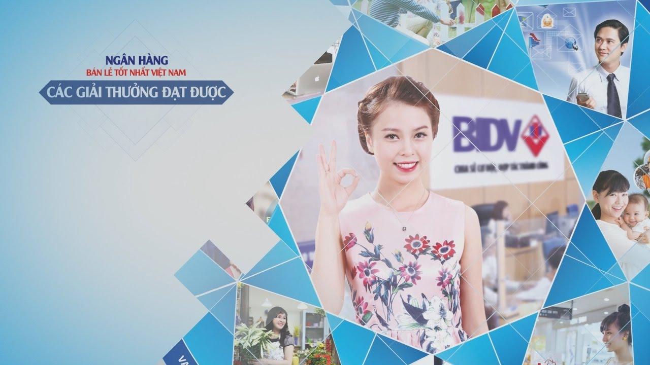 Phim giới thiệu doanh nghiệp BIDV 60 Năm PDN05