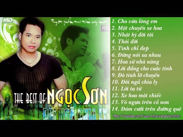 NHAC TRU TINH-NGOC SON