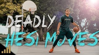 Top 3 - DEADLY Basketball Hesitation Moves to KILL Your Defenders and Score More Points!