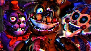 I SHOULD NOT HAVE ENTERED THIS ANIMATRONIC CARNIVAL FNAF Sinister Turmoil