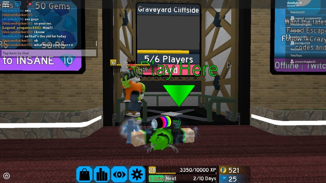 Roblox Flood Escape 2 Toy Code New Code And New Map Flood Escape 2 Beneath The Ruins Youtube