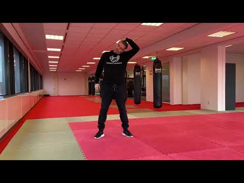 Home Workout #1 Krav Maga Self Defense by Protect Yourself