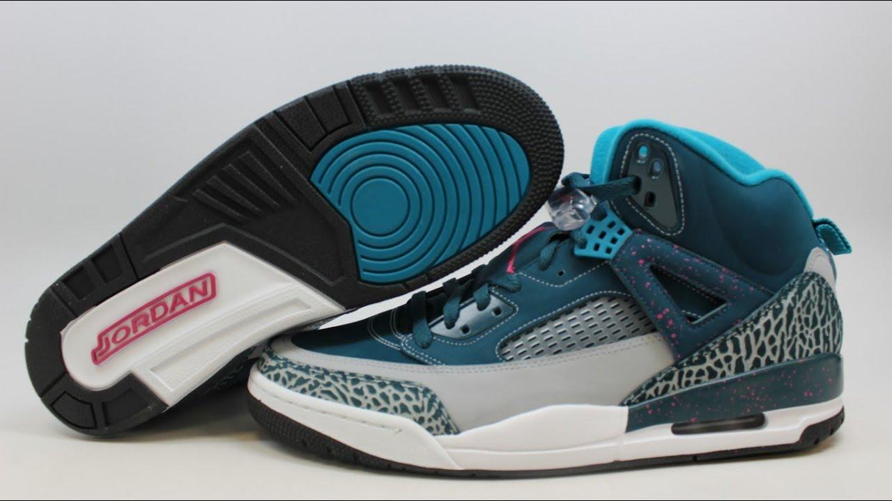 buy popular 17c57 a09bb Nike Air Jordan Spiz ike