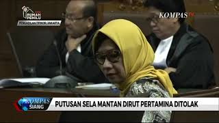 Download Video Tolak Eksepsi, Hakim Lanjutkan Sidang Mantan Dirut Pertamina Karen Agustiawan MP3 3GP MP4