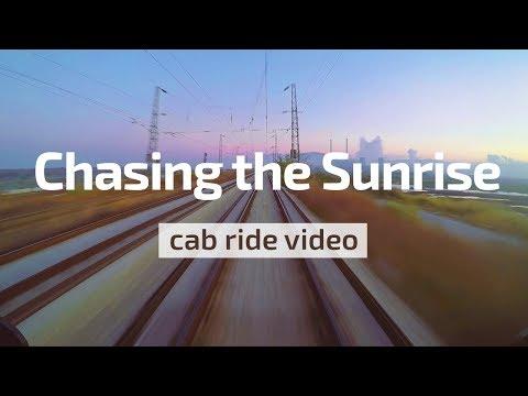 Cab Ride Bulgaria 🛤️ Chasing the Sunrise 🌄 Varna - Dalgopol (BDZ 46 219 & train 3637)