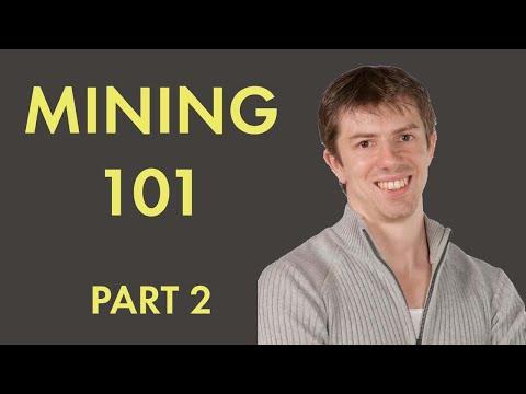 Mining/ Junior Mining 101: Mining & Exploration Business Part 2 of 8