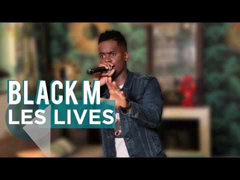 Black M - Sur ma route (live + interview )