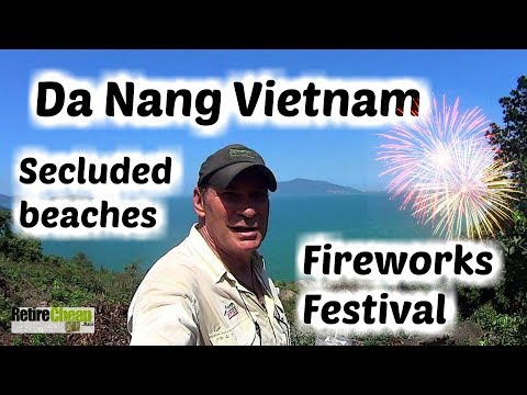 🎆 Retire Cheap in Vietnam - 02- Looking for a Secluded Da Nang Beach