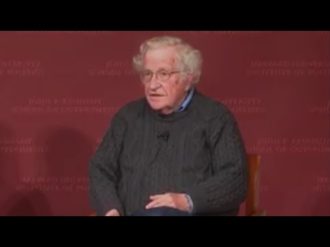 Noam Chomsky - Israel's Expansion and the Non-Proliferation Treaty
