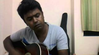 Ami Ek Jajabor - Bhupen Hazarika (cover)