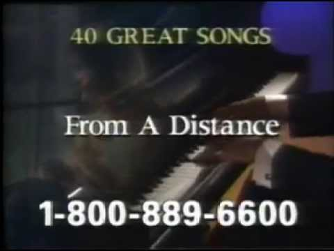 """1995 Carl Doy - """"Piano By Candlelight"""" Album commercial"""