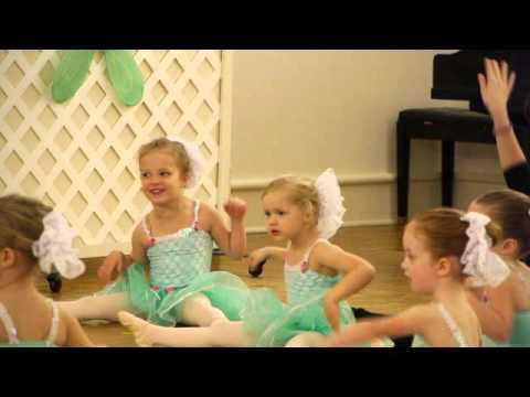 Callie Ballet Recital 2013