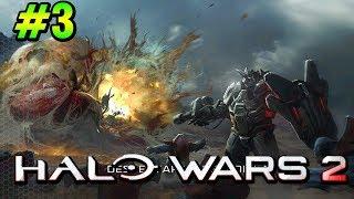 La Pesadilla Despierta | Halo Wars 2 Nueva Campaña | Misión #3 en Español