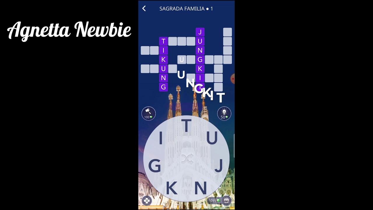 Kunci Jawaban Words Of Wonders Versi Terbaru Sagrada Familia 1 2 3 4 5 6 7 8 9 10 11 12 13 14 15 Youtube