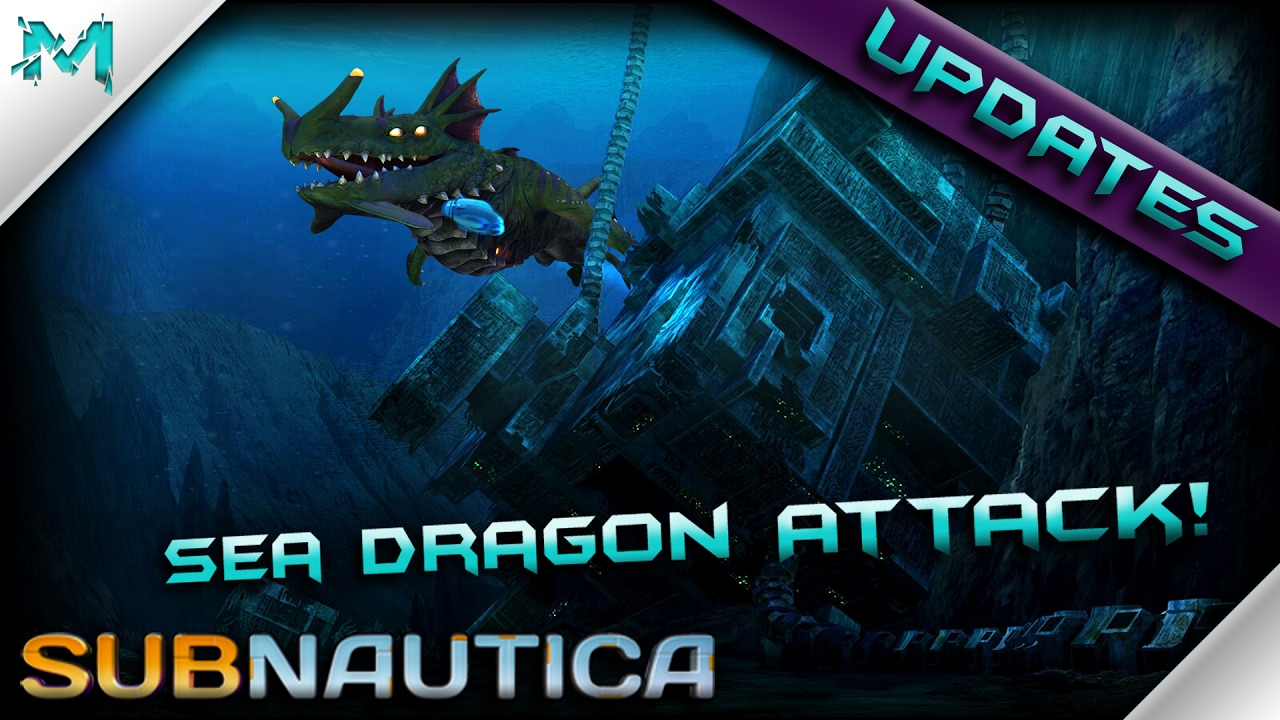 Subnautica Updates Biter Leviathan Confirmed Sea Dragon Skeleton And New Story And Scanner Room Youtube I tried adding them but it's really not clear if it made a difference or not. subnautica updates biter leviathan confirmed sea dragon skeleton and new story and scanner room