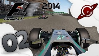 F1 2014 |  Carrière Coop #2: Grand Prix de Malaisie [FR]