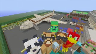 Minecraft Xbox - Hide and Seek - GROUNDED!