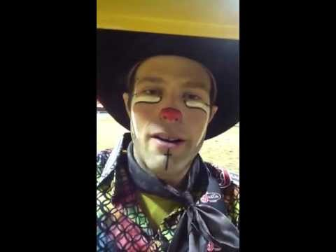 Dusty Tuckness 2011 Wnfr Bullfighter Youtube