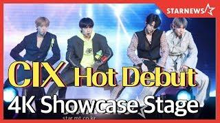 ★CIX 'Movie Star' (무비스타) / Showcase Stage 190724★