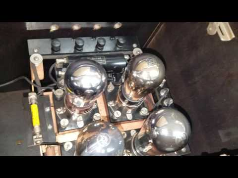 Federal Type 59 Radio