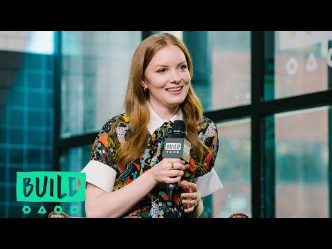 Wrenn Schmidt Drops By To Discuss Hulu's