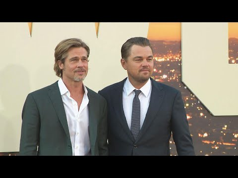 Brad Pitt and Leonardo DiCaprio Talk Aging Out of Hollywood