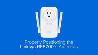 Linksys Official Support - Linksys RE6700 AC1200 AMPLIFY