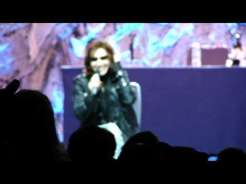YOSHIKI of X Japan at Anime Central 2010 - Part Two
