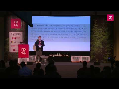 re:publica 2014 - Eric King: Only a monster has Five Eyes on YouTube
