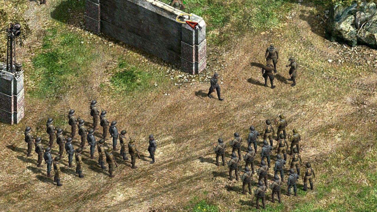 Commandos 2 HD Remastered - Gameplay (PC/UHD) - YouTube