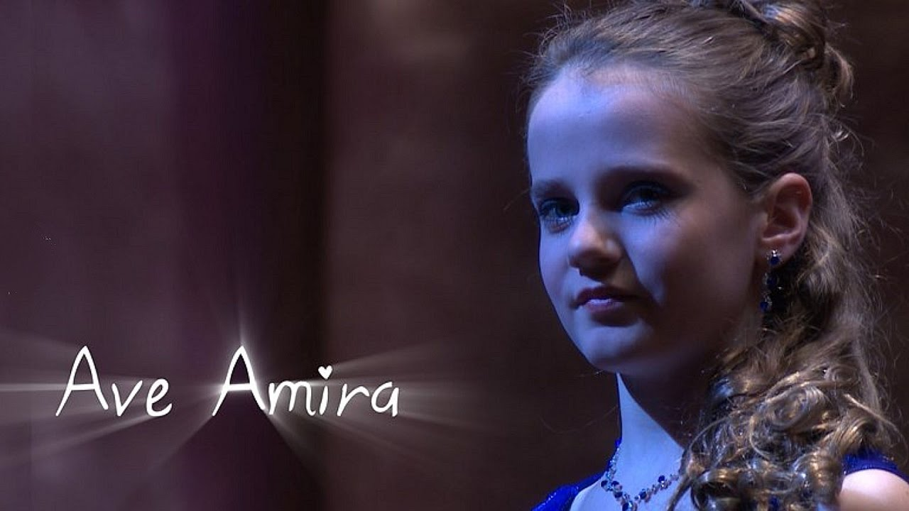Avé Amira  ♥  A Preteen with a Passion
