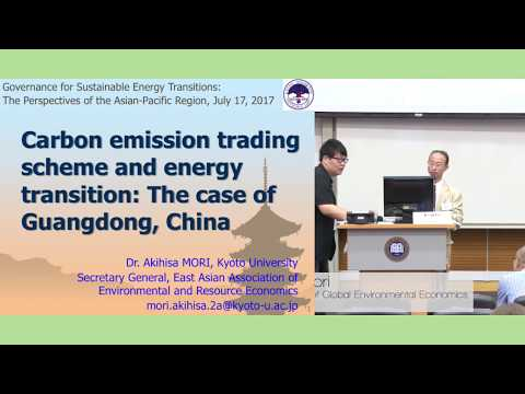 Carbon Emission Trading Scheme and Energy Transition: The Case of China