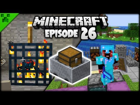NEW Minecraft Project & LUCKIEST Find! | Python's World (Minecraft Survival Let's Play) | Episode 26