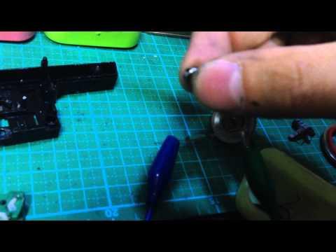 磁気リードスイッチテスト