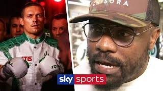 'I WANT TO HAVE THAT FIGHT!' - Derek Chisora on Oleksandr Usyk & his fight with David Price