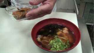 Удон с морепродуктами / Удон з морепродуктами